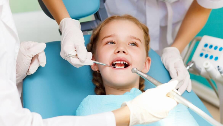 Детская стоматология. Герметизация фиссур