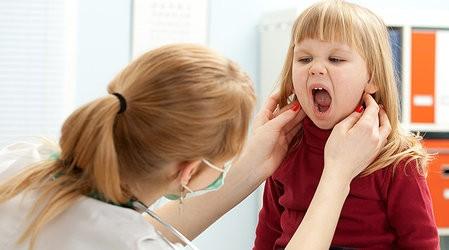 Воспаление регионарных лимфатических узлов у детей